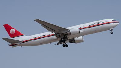 Meridiana Boeing 767-300