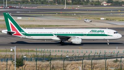 Alitalia Airbus A321