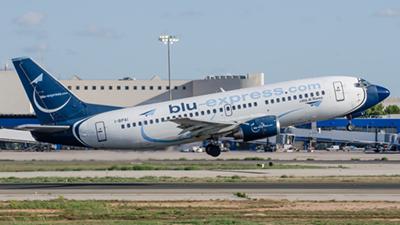 Blu-Express Boeing 737-300