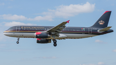 Royal Jordanian Airbus A320