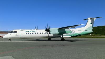 Wideroe DHC Dash 8-400