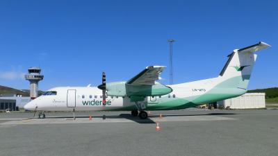Wideroe DHC Dash 8-300