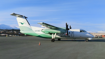 Wideroe DHC Dash 8-100