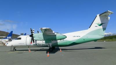 Wideroe DHC Dash 8-200