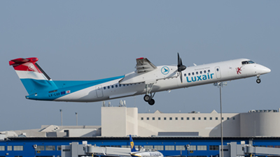 Luxair DHC Dash 8-400