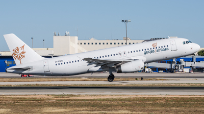 Getjet Airlines Airbus A320