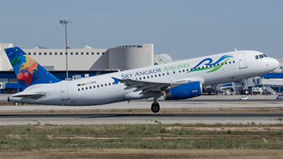 Sky Angkor Airlines Airbus A320