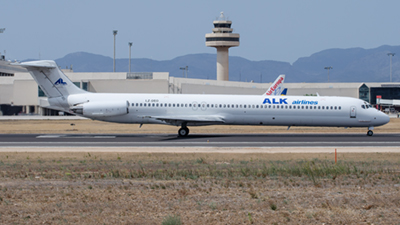 ALK Airlines MD-82
