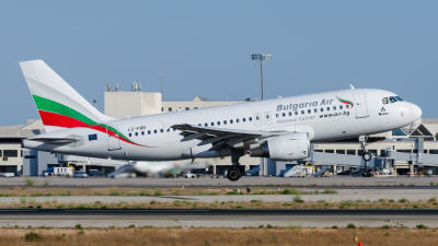 Bulgaria Air Airbus A319