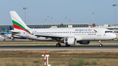 Bulgaria Air Airbus A320