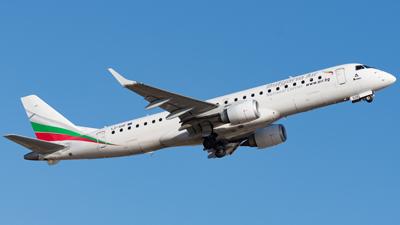 Bulgaria Air Embraer E190