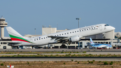 Bulgaria Air Embraer ERJ-190