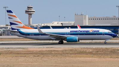 Smartwings Boeing 737-800