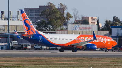 Sun Country Airlines Boeing 737-800