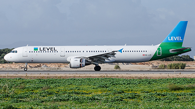 Level Airbus A321