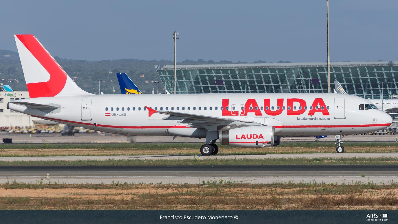 Laudamotion  Airbus A320  OE-LMG