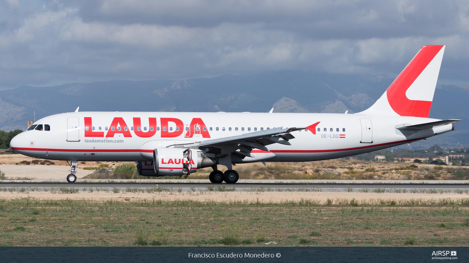 Laudamotion  Airbus A320  OE-LOQ
