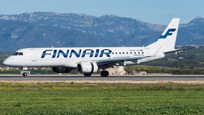 Finnair Embraer E190