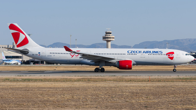 CSA Czech Airlines Airbus A330-300