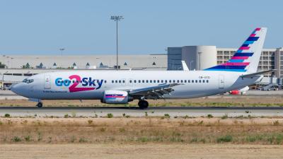 Go 2 Sky Boeing 737-400