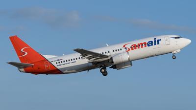 Samair Boeing 737-400