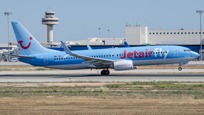 Jetairfly Boeing 737-800