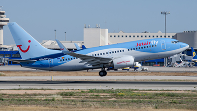 Jetairfly Boeing 737-700