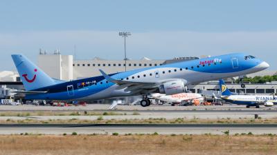 Jetairfly Embraer ERJ-190