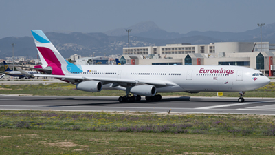 Eurowings Airbus A340-300
