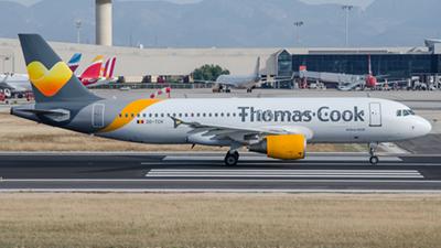 Thomas Cook Belgium Airbus A320