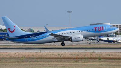 Tui Airways Boeing 737 Max 8