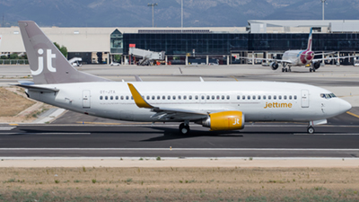 Jet Time Boeing 737-300