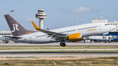 Jet Time Boeing 737-700