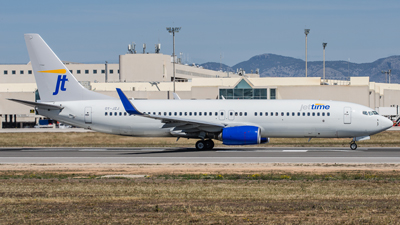 Jet Time Boeing 737-800