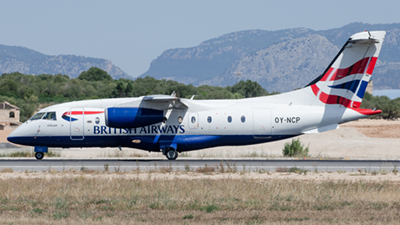 British Airways Dornier Do-328 Jet