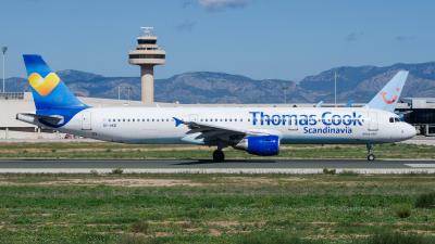 Thomas Cook Scandinavia Airbus A321