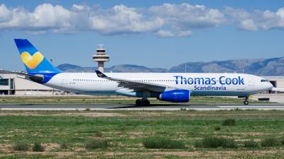Thomas Cook Scandinavia Airbus A330-300