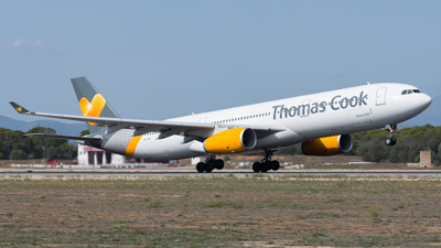 Thomas Cook Airlines Airbus A330-300
