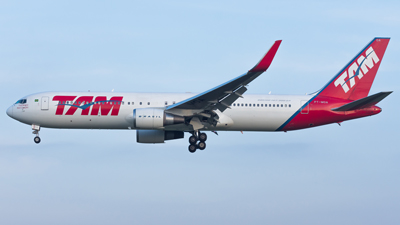 TAM Brasil Boeing 767-300