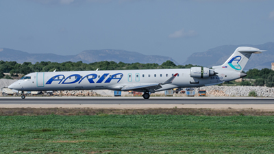 Adria Airways Bombardier CRJ-900