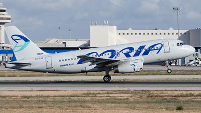 Adria Airways Airbus A319
