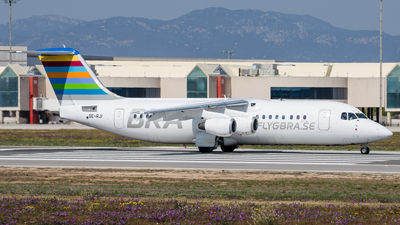 BRA Braathens Regional Airlines Avro RJ-100
