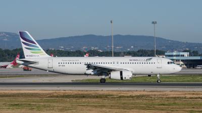 Windavia Airbus A320