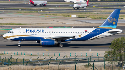 Nile Air Airbus A320