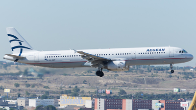Aegean Airlines Airbus A321