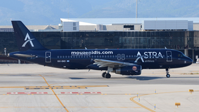 Astra Airlines Airbus A320