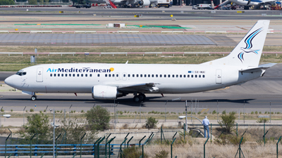 Air Mediterranean Boeing 737-400