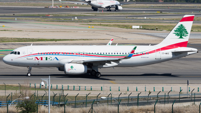 MEA Middle East Airlines Airbus A320