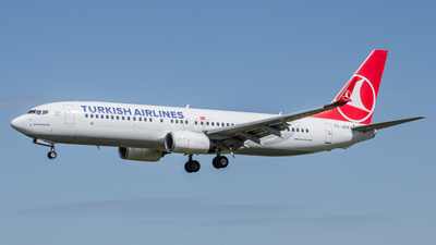 Turkish Airlines Boeing 737-800