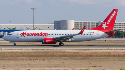 Corendon Airlines Boeing 737-800